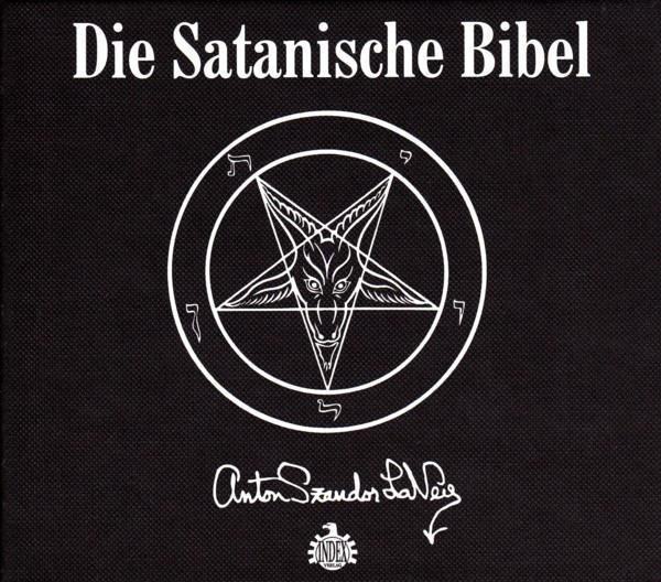 Anton LaVey - Die Satanische Bibel (5CD)