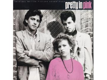 Various - Pretty In Pink (Original Motion Picture Soundtrack) (LP)