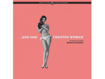 Paul Misraki ‎ - '... And God Created Woman' (LP)