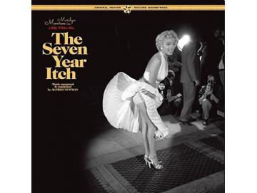Alfred Newman - The Seven Year Itch And Other Original Soundtracks By Alfred Newman (LP)