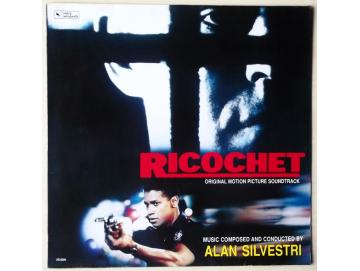 Alan Silvestri - Ricochet (Original Motion Picture Soundtrack) (LP)