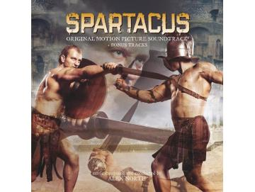 Alex North - Spartacus (Original Motion Picture Soundtrack) (LP)