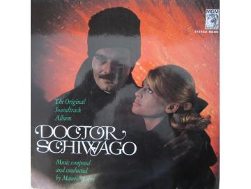 Maurice Jarre - Doctor Schiwago - The Original Soundtrack Album (LP)