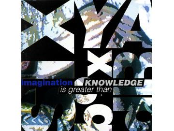 SIX YARdbox - Imagination Is Greater Than Knowledge (LP)