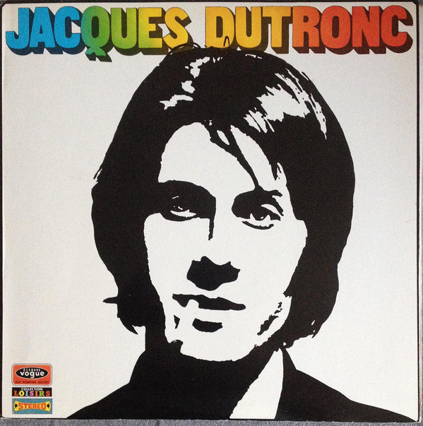 Jacques Dutronc - Jacques Dutronc (LP)