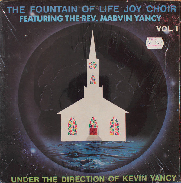 Fountain Of Life Joy Choir - The Fountain Of Life Joy Choir Vol. 1 (LP)