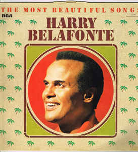 Harry Belafonte – The Most Beautiful Songs (LP)