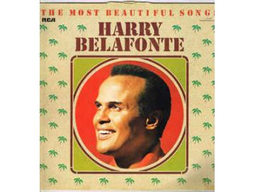Harry Belafonte ‎– The Most Beautiful Songs (LP)