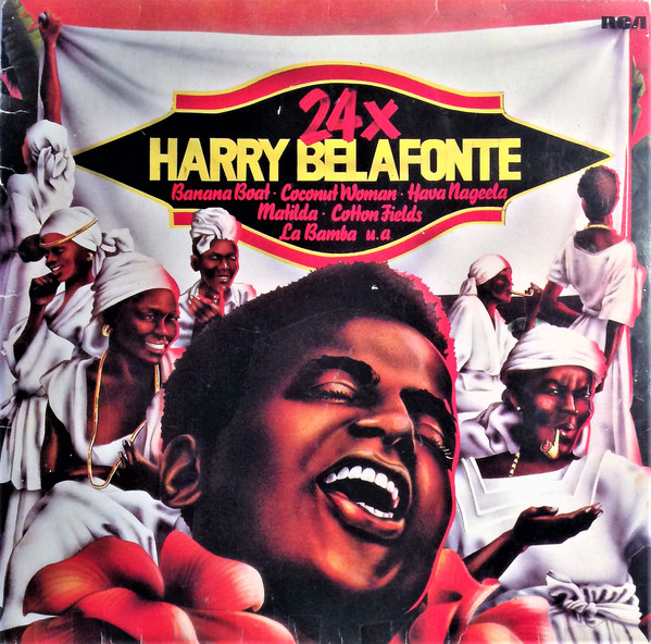Harry Belafonte - 24x Harry Belafonte (2LP)