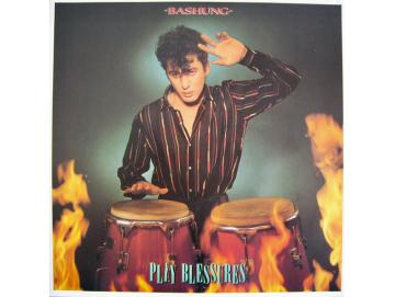 Alain Bashung - Play Blessures (LP)