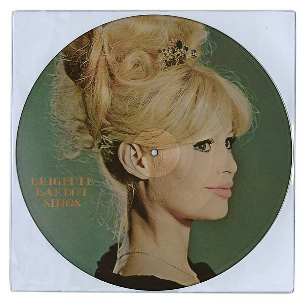 Brigitte Bardot - Brigitte Bardot Sings (LP)