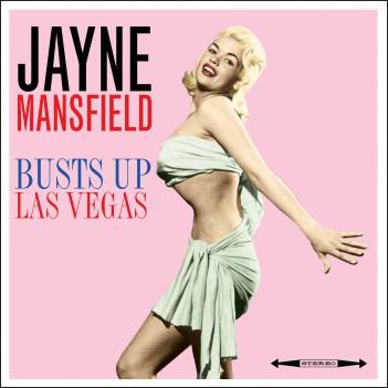 Jayne Mansfield - Busts Up Las Vegas (LP)