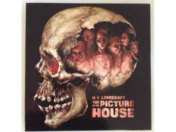 H.P. Lovecraft Read by Andrew Leman Score by Fabio Frizzi - The Picture In The House (LP)