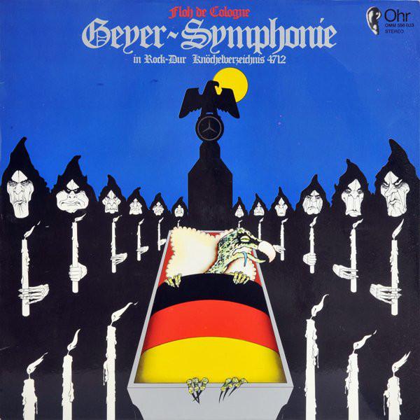 Floh De Cologne - Geyer-Symphonie (LP)