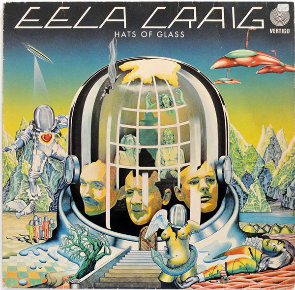 Eela Craig - Hats Of Glass (LP)