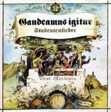 Various - Gaudeamus Igitur -  Studentenlieder (LP)