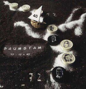 Baumstam - 72 - 12 = 40 (LP)