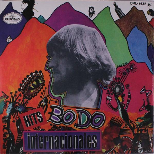 Bodo Molitor - Hits Internacionales (LP)