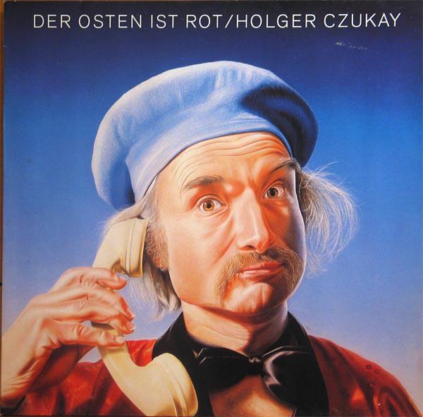 Holger Czukay - Der Osten Ist Rot (LP)