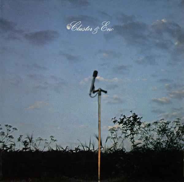 Cluster & Eno - Cluster & Eno (LP)