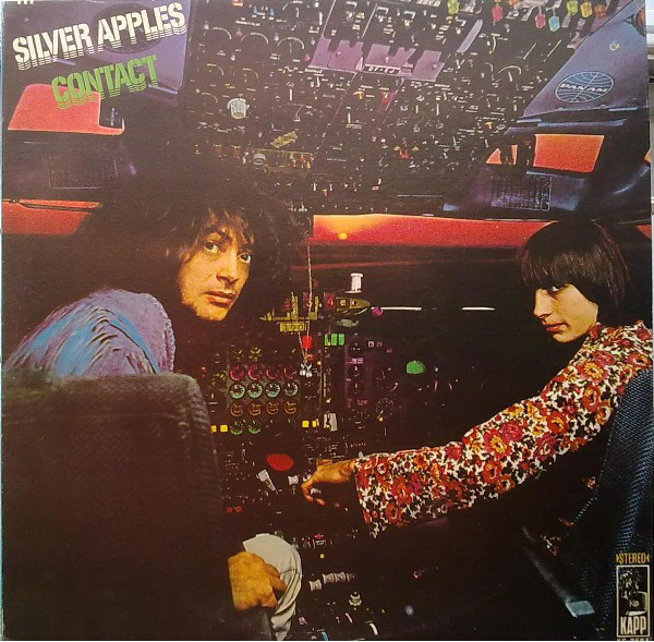 Silver Apples - Contact (LP)