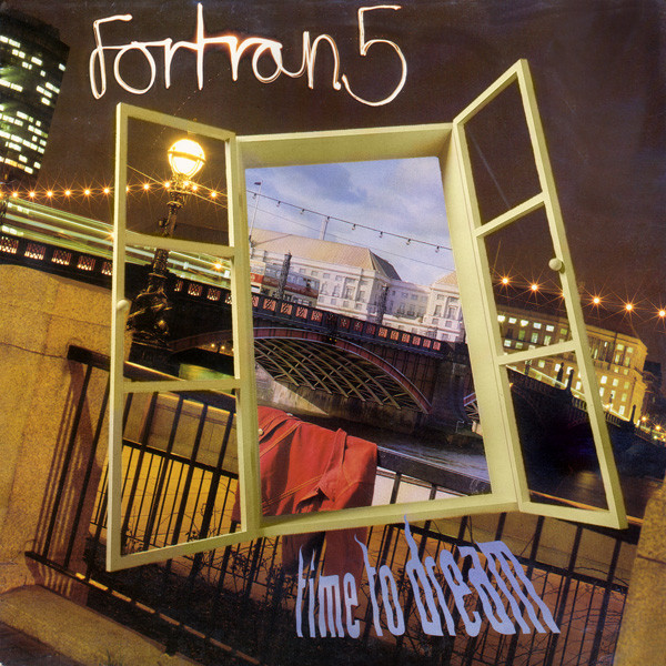 Fortran 5 - Time To Dream (LP)