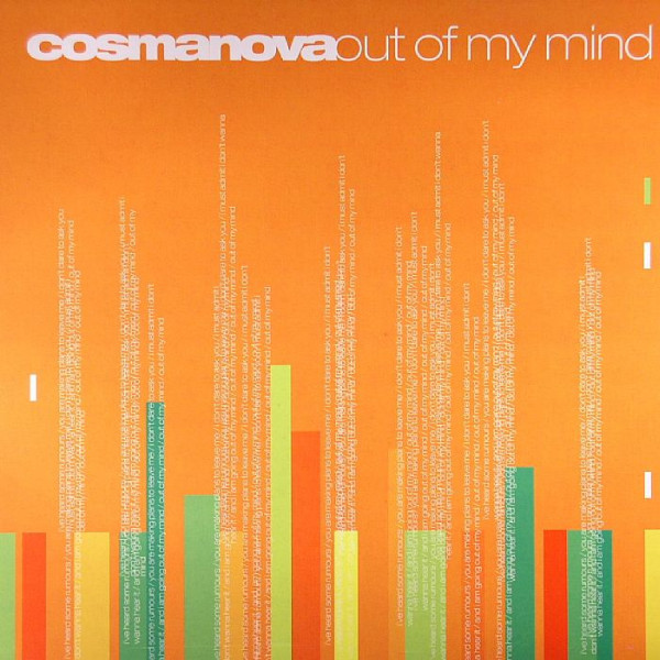 Cosmanova - Out Of My Mind (EP)