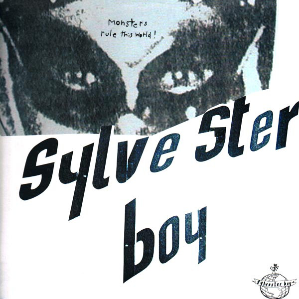 Sylvester Boy - Monsters Rule This World (LP)
