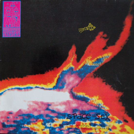 Toshimoto Dolls - Space Sex (LP)