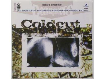 Coldcut & DJ Food - Cold Krush Cuts - Coldcut & DJ Food Fight (2LP)