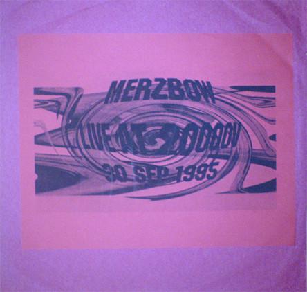 Merzbow - Live At 20000V, 30 Sep 1995 (EP)