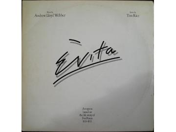 Andrew Lloyd Webber And Tim Rice - Evita (2LP)