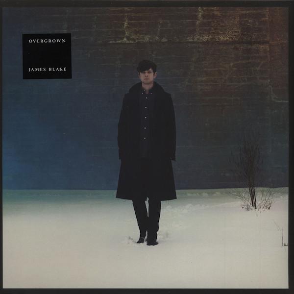 James Blake - Overgrown (2LP)