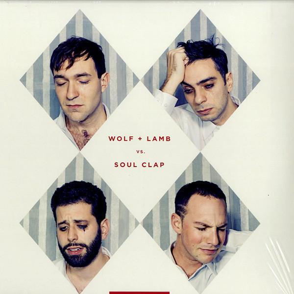 Wolf + Lamb vs. Soul Clap – DJ Kicks (2LP)