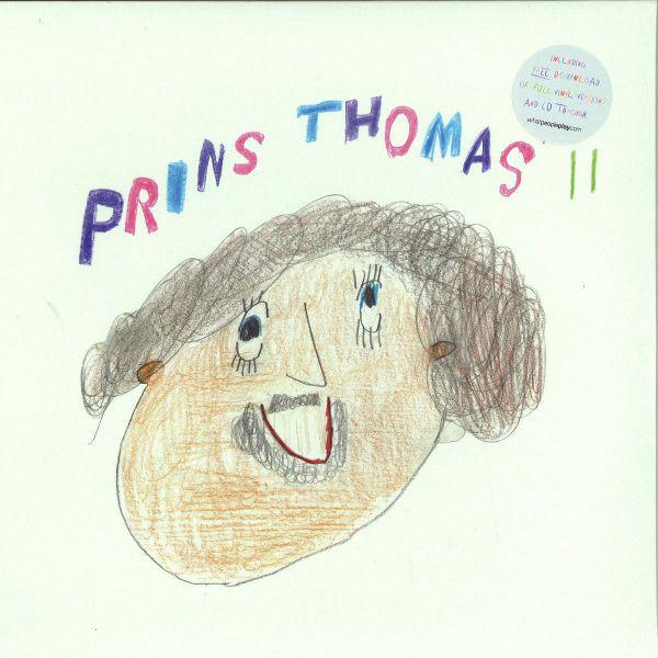 Prins Thomas - Prins Thomas II (2EP)