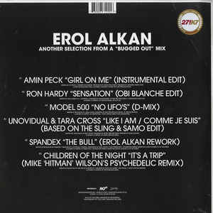 Erol Alkan - Another Selection From A