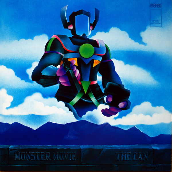 Can - Monster Movie (LP)