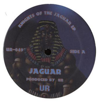 UR - Knights Of The Jaguar (EP)