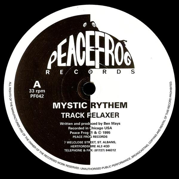 Mystic Rythem - Track Relaxer (EP)