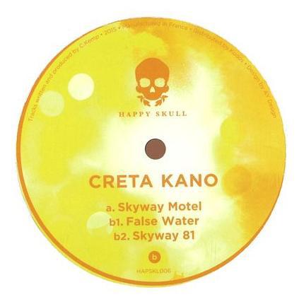 Creta Kano - Skyway Motel (EP)