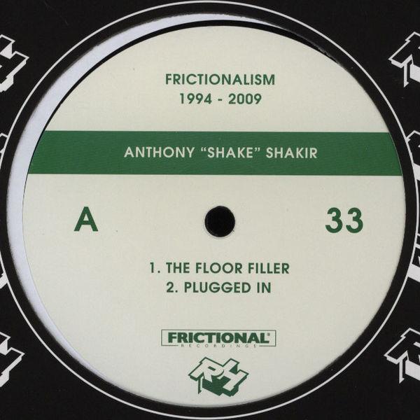 Anthony 'Shake' Shakir - Frictionalism 1994-2009 (EP)