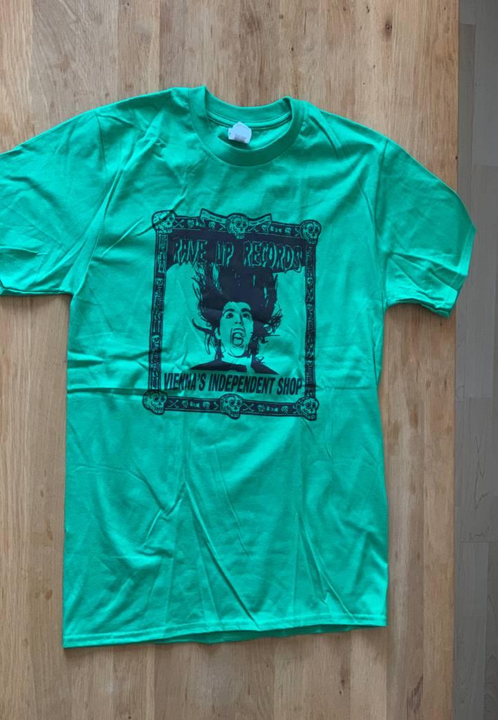 Rave-Up T-Shirt (grün)