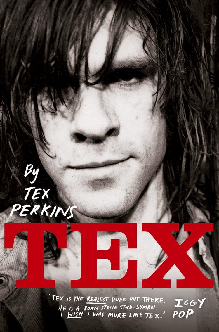 Tex by Tex Perkins Taschenbuch (Book)