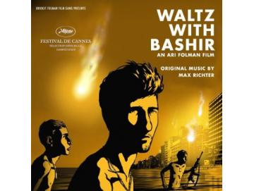 Max Richter ‎- Waltz With Bashir (2LP)