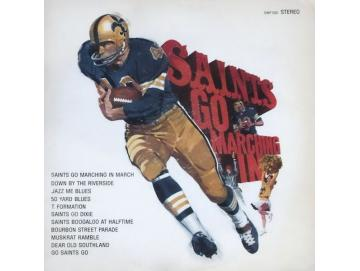 New Orleans Saints - Saints Go Marching In (LP)