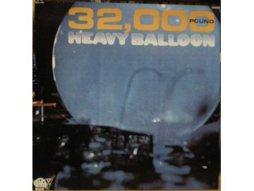 Heavy Balloon - 32,000 Pound / 16 Ton (LP)