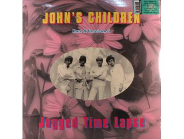 Johns Children - Jagged Time Lapse (Rare & Unreleased) (LP)
