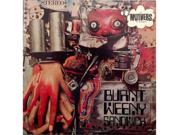 The Mothers Of Invention - Burnt Weeny Sandwich (LP)