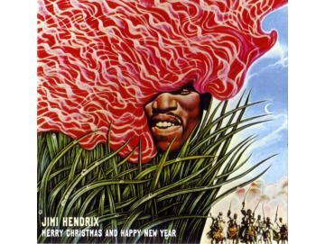 Jimi Hendrix ‎– Merry Christmas And Happy New Year (EP)