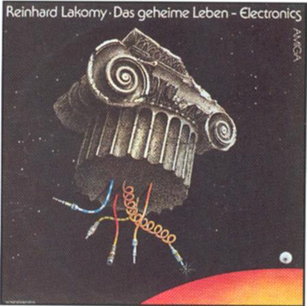 Reinhard Lakomy - Das Geheime Leben (LP)